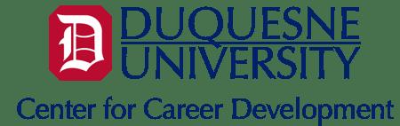 Duquesne University Center for Career Development_logo