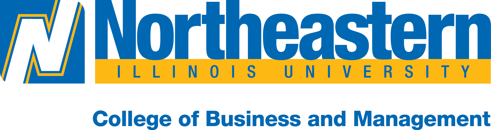 NEIUs College of Business and Management_logo