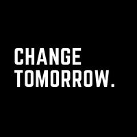 Change tomorrow
