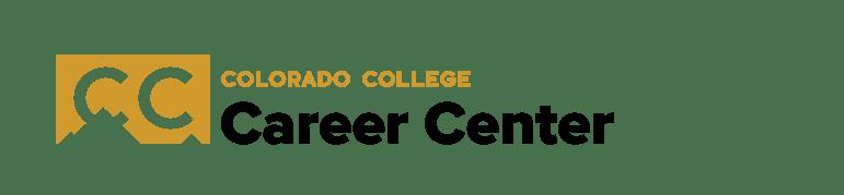 Colorado College Career Center Logo