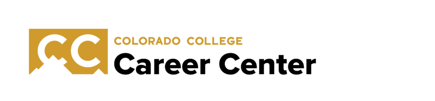 Colorado College Career Center Logo