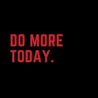 Do More Today