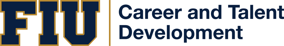 FIU Career & Taletn Develop Logo