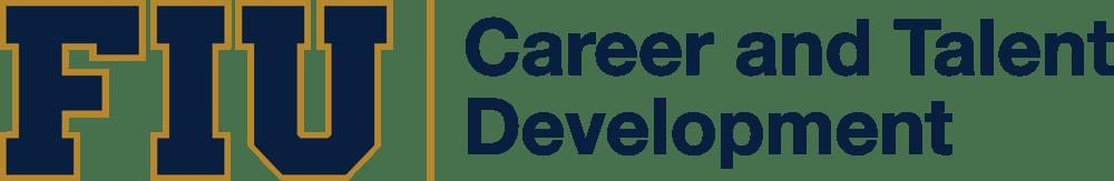 FIU Career & Taletn Develop Logo