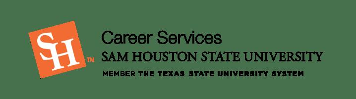 Sam Houston State University Career Services Logo