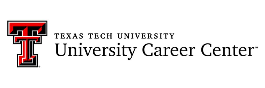 Texas Tech University Career Center Logo - New