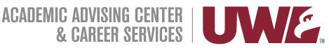 UW Lacross Logo - Academic-Advising-&-Career-Services-1H