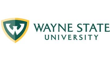 Wayne State U Logo