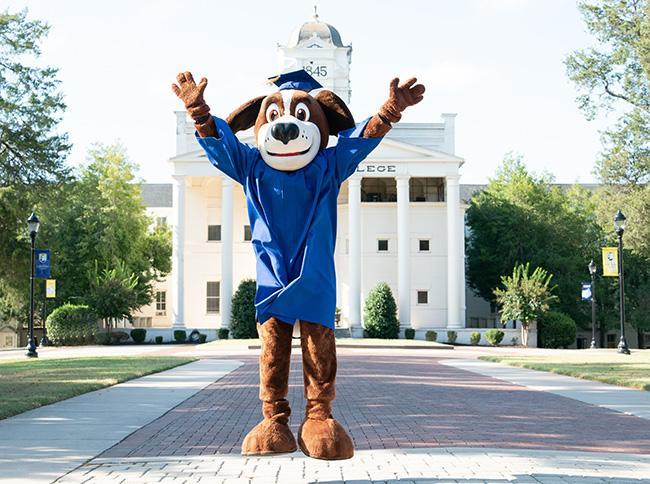 Limestone University Mascot