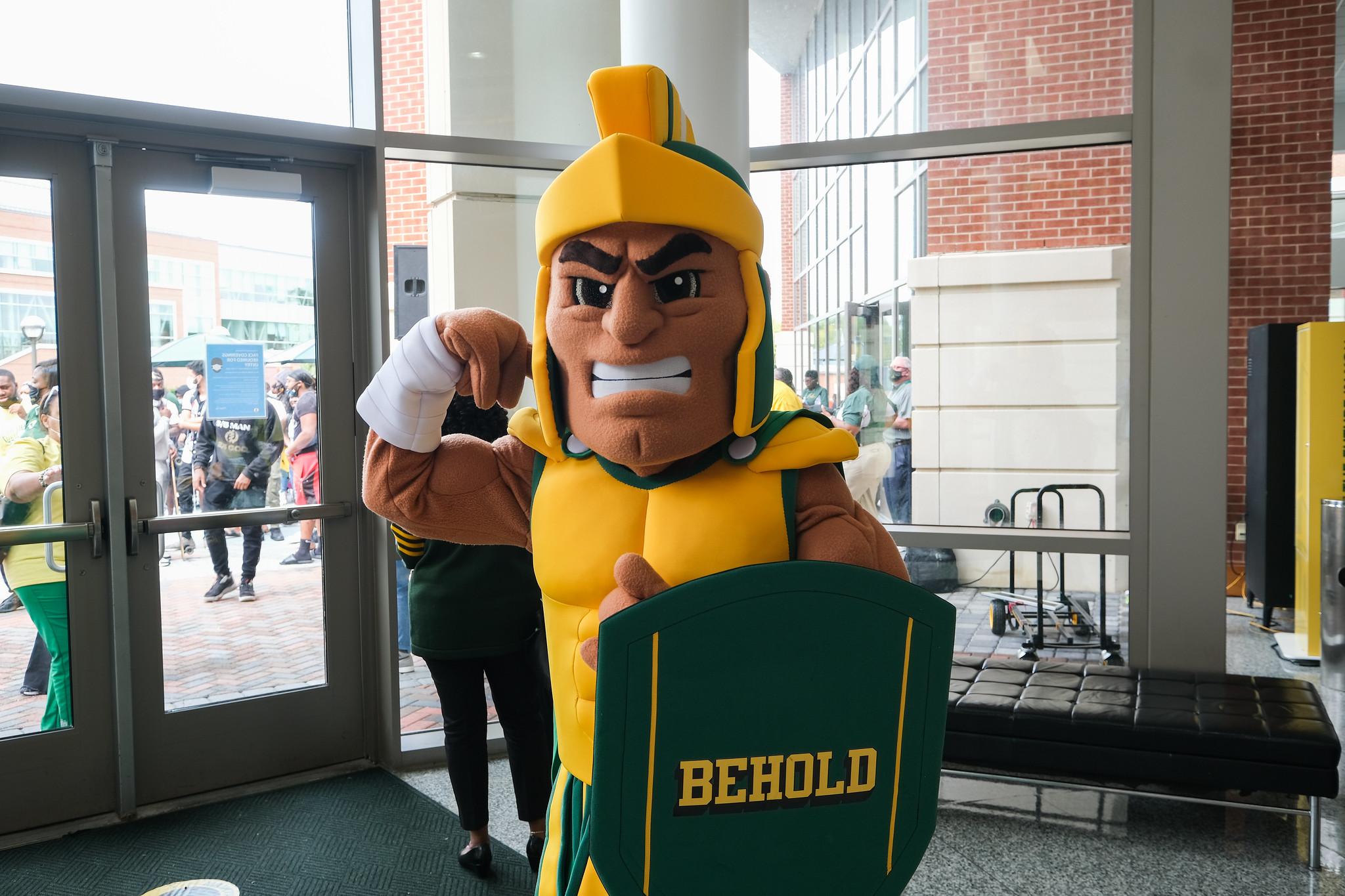Norfolk State University Mascot